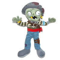 """Плюшевая игрушка """"Зомби Моряк"""", 30 см, Растения против Зомби -"""