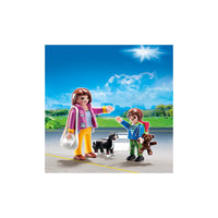 PLAYMOBIL 5513 Особняки: Набор Мама и школьник Playmobil®