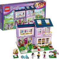 LEGO Friends 41095: Дом Эммы