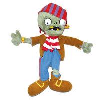 """Плюшевая игрушка """"Зомби Пират"""", 30 см, Растения против Зомби -"""