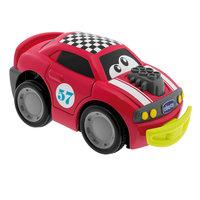 Машинка Turbo Touch Crash, красная, Chicco