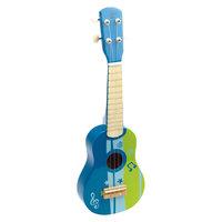 Гитара синяя, Hape