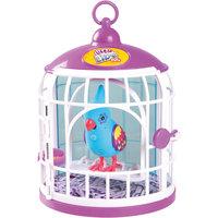 Говорящая птичка в домике, Little Live Pets -
