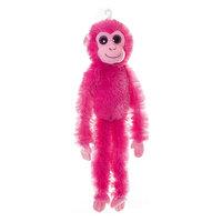"""Мягкая игрушка """"Шимпанзе малиновый"""", 50 см., AURORA"""