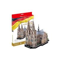 Cubic Fun Кёльнский собор (Германия)