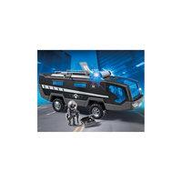 PLAYMOBIL 5564 Полиция: Машина специального назначения со светом и звуком Playmobil®