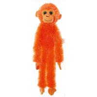 """Мягкая игрушка """"Шимпанзе оранжевый"""", 50 см., AURORA"""