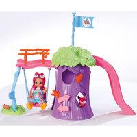 Игровая площадка с куклой Мини-лисичка, CHOU CHOU Zapf Creation