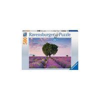 Пазл «Лавандовое поле», 500 деталей, Ravensburger