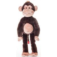 """Мягкая игрушка """"Обезьянка Чарли"""", 40 см., AURORA"""
