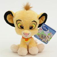 Disney  мягкая игрушка Симба 20 см