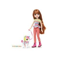 Moxie кукла С питомцем, Келлан+Единорог