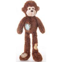 """Мягкая игрушка """"Обезьянка с заплатками"""", 45 см., AURORA"""