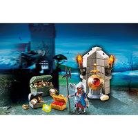 PLAYMOBIL 6160 Рыцари: Хранитель царских сокровищ Playmobil®