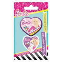 Канцелярский набор (точилка, ластик), Barbie Академия групп