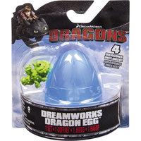 4 дракона в пластмассовом яйце, Dragons, в ассортименте Spin Master