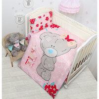 """Детский комплект """"Малышка Тедди"""" (цвет: розовый), Me to You Мона Лиза"""