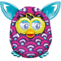 """Интерактивная игрушка Furby Boom (Ферби бум) """"Волнистый"""" Hasbro"""