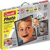 """Пиксельная мозаика """"Любимое фото"""",14800 элементов, Quercetti"""