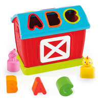"Развивающая игрушка-сортер ""Веселая ферма"", Bright Starts Kids II"