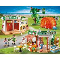PLAYMOBIL 5432 Каникулы: Большой кемпинг Playmobil®