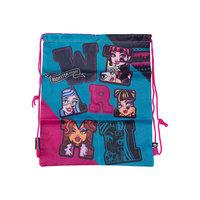 Сумка-рюкзак для обуви, Monster High Академия групп