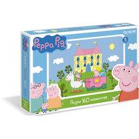 Пазл Замок, 160 деталей, Свинка Пеппа Origami