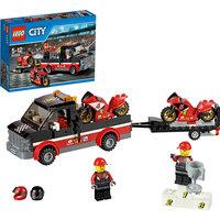 LEGO City 60084: Перевозчик гоночных мотоциклов