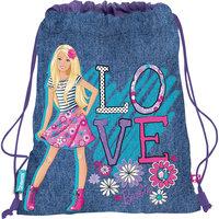 Сумка-рюкзак для обуви, Barbie Академия групп