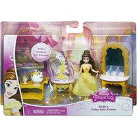 Кукла Белль с аксессуарами, Принцессы Дисней Mattel