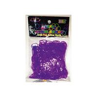 Набор для плетения браслетов из резиночек Loom Bands, фиолетовый