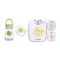 Набор для кормления Нежность 0-6 мес., Саnpol Babies, лошадка