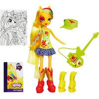 Кукла Эппл Джек, с аксессуарами, Эквестрия герлз Hasbro