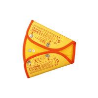 Детское удерживающее устройство ФЭСТ в автомобиль (без лямки), желтый