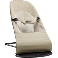 Кресло-шезлонг Balance Soft, BabyBjorn, бежевый