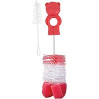 Ёршик для мытья детских бутылок, Canpol Babies, розовый