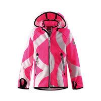 Куртка для девочки Soft shell Reima