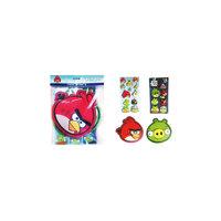 Большой набор наклеек 3D, Angry Birds Centrum