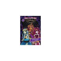 Бумага цветная А4, 8 цветов, 16л, Monster High Centrum