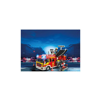 PLAYMOBIL 5363 Пожарная служба: Пожарная машина со светом и звуком Playmobil®