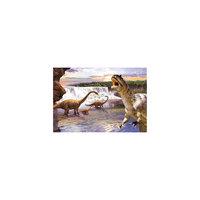 """Пазл """"Динозавры 2"""", 260 деталей, Castorland"""