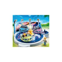 "PLAYMOBIL 5554 Парк Развлечений: Аттракцион ""Звездолет с огнями"" Playmobil®"