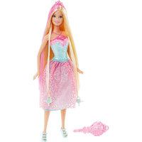 "Кукла ""Принцесса"", блондинка, Barbie Mattel"