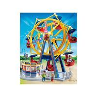 PLAYMOBIL 5552 Парк Развлечений: Колесо обозрения с огнями Playmobil®