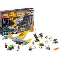 LEGO Star Wars 75092: Истребитель Набу™ (Naboo Starfighter™)