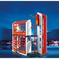 PLAYMOBIL 5361 Пожарная служба: Пожарная станция с сигнализацией Playmobil®