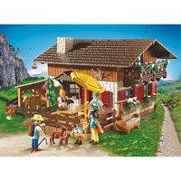 PLAYMOBIL 5422 В горах: Дом в горах Playmobil®
