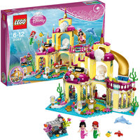 LEGO Принцессы Дисней 41063: Подводный дворец Ариэль