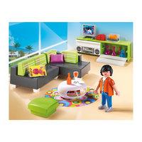 PLAYMOBIL 5584 Особняки: Современная гостиная Playmobil®