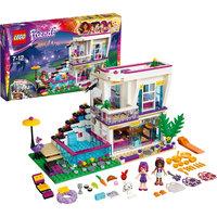 LEGO Friends 41135: Поп-звезда: дом Ливи